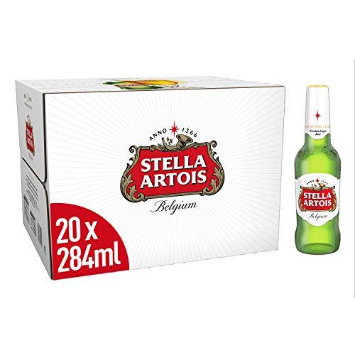 Stella Artois 20x284ml - £10(£1 per pint) instore @ Lidl, Rotherham
