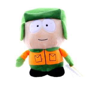 "South Park 8"" Kyle Soft Toy - £6 / £9.49 delivered @ Pound Toy"