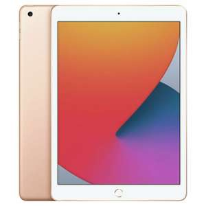 Apple iPad 8th Gen 2020 10.2in Wi-Fi 32GB - £312.55 using code + free Click and Collect @ Argos / eBay