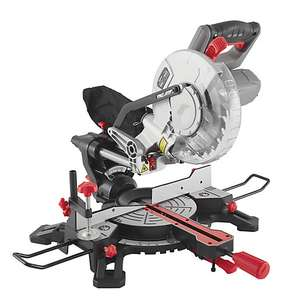 Wickes 210mm Sliding Compound Mitre Saw With Laser Guide - 1500W £70 @ Wickes