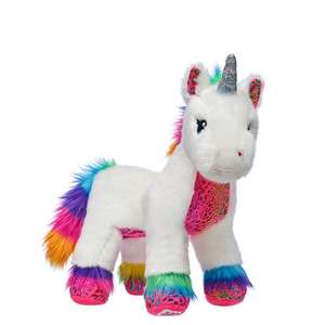 27cm Magic Shimmer Unicorn £8.10 at Build-a-Bear Workshop - free store pick up / £3.99 delivery