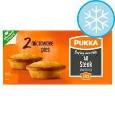 2pk Pukka Puff Pastry Pies 3 for £5 @ Farmfoods