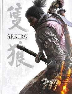 Sekiro Shadows Die Twice - A Future Press Game Guide Hardcover Book £11.66 @ Blackwell