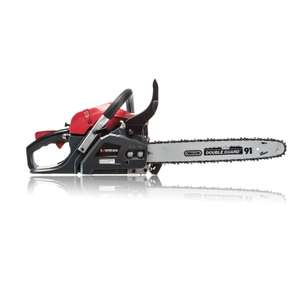 Sovereign Petrol Chainsaw 41cc £75.03 Homebase - free click & collect / £6 delivery