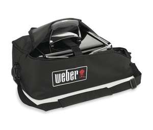 Weber Go-Anywhere Charcoal Barbecue Includes Weber Carry Bag £85 + 7.95 Delivery @ Socal