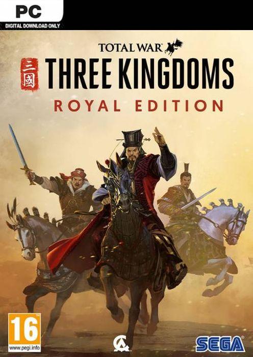 Total War: Three Kingdoms – Royal Edition PC £12.99 at CDKeys