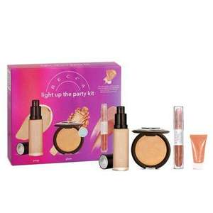 BECCA Light Up The Party Kit - Includes 3 Full Size items and 1 Mini, now £35 delivered @ Boots