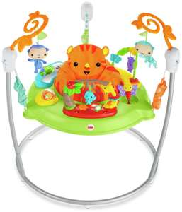 Fisher-Price Roarin' Rainforest Jumperoo £53 free click and collect at Argos