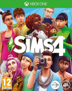 [Xbox One] The Sims 4 - £3.49 @ Microsoft Store