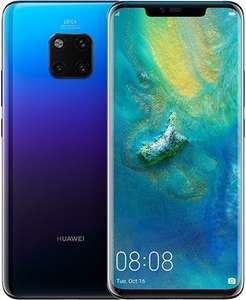 Pre-owned Huawei Mate 20 Pro 128GB Twilight - Grade B on EE £160 @ CEX