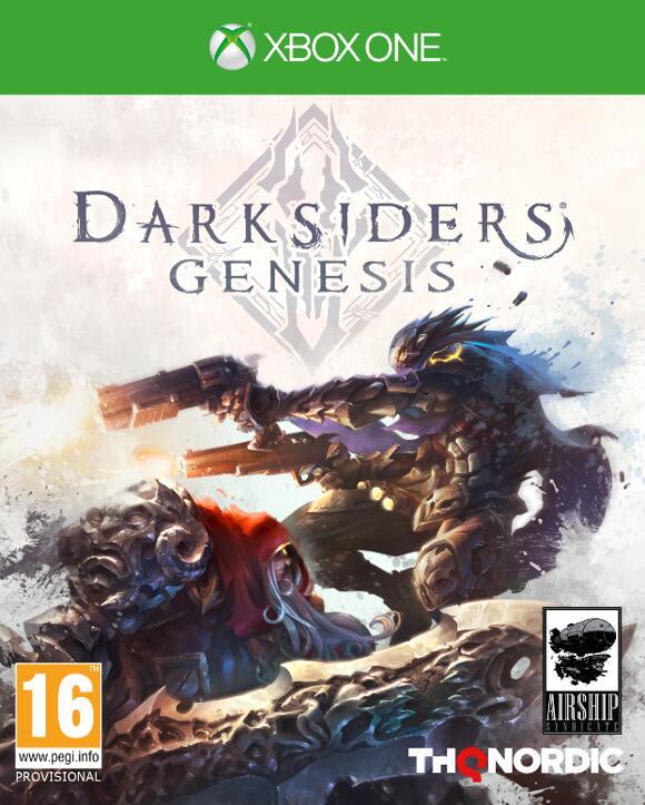 Darksiders: Genesis (Xbox One) - £11.85 delivered @ Base