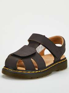 Dr Martens Childrens Moby Il Sandal - Brown. £17.32 + £3.99 Delivery @ Very