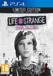 [PS4 / Xbox One] Life Is Strange Before The Storm Limited Edition + Chloe & Rachel Figures - £9.99 delivered @ Square Enix