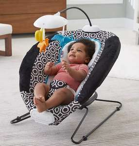Fisher-Price Jonathan Adler Deluxe Baby Bouncer with Music & Sounds £29.99 + Free Delivery @ TopToys2You