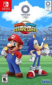 Mario & Sonic at The Olympic Games Tokyo 2020 £28.82 @ Amazon UK