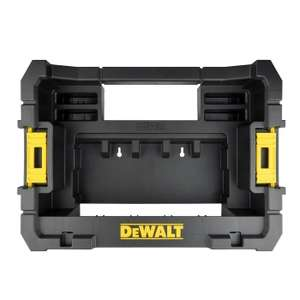 DeWalt DT70716 TSTAK Accessory Caddy For Tough Case Cases - Wall Mountable £14 delivered at Powertoolmate