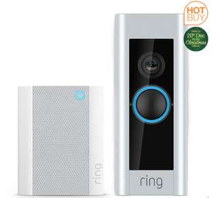 Ring doorbel pro and chime £149.89 @ Costco