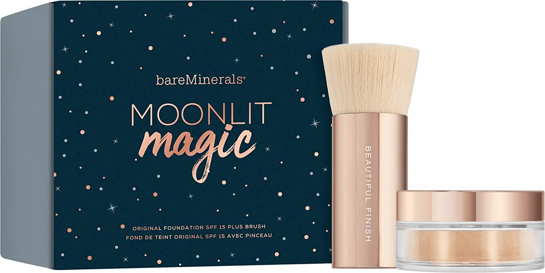 bareMinerals Moonlit Magic Original Foundation SPF15 8g Gift Set 03 - Fairly Light - £21 @ Escentual