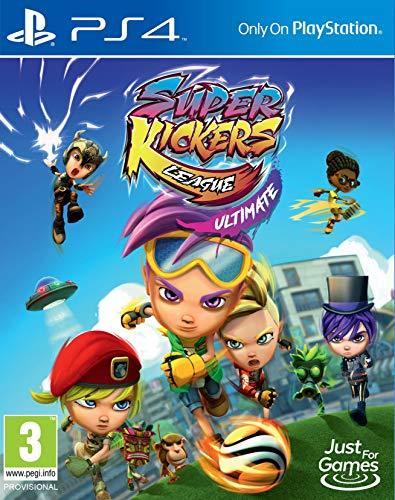 Super Kickers League Ultimate (PS4) - £8.00 delivered @ Rarewaves
