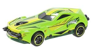 Hot Wheels 1:24 Radio Controlled Car (Size H10, W12, L18cm.)- Green - £5.50 Free Click & Collect @ Argos