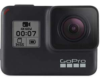 GoPro HERO7 Black Waterproof Digital Action Camera £217.50 Amazon