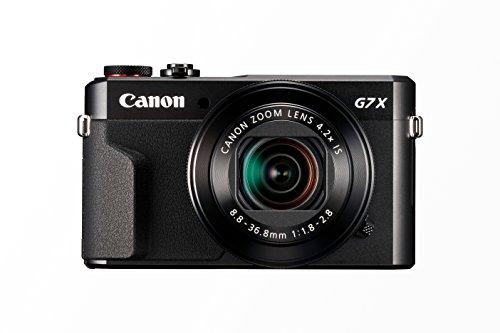 Canon PowerShot G7 X Mark II Digital Camera with Folding Display Now £353.58 @ Amazon Germany