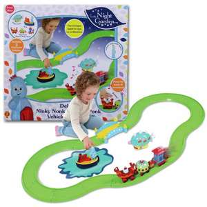 In The Night Garden Ninky Nonk Track Set - £20 Using Click & Collect @ Argos