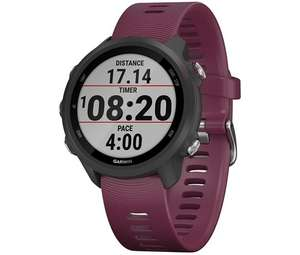 Garmin Forerunner 245 GPS Running Watch £194.99 delivered @ Chain reaction cycles