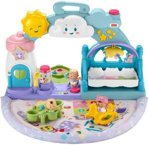 Fisher-Price Little People 1-2-3 Babies Playdate £24.99 at Amazon