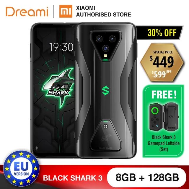 Xiaomi Black Shark 3 5G gaming phone - £338.85 @ AliExpress Xiaomi Dreami Authorised Store