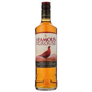 The Famous Grouse Blended Scotch Whisky, 70cl £10.72 with voucher Prime (+£4.49 non Prime) @ Amazon