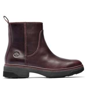 Timberland Nolita Sky Ankle Boots For Women In Burgundy, or Black now £48.60 delivered (UK mainland) @ Timberland
