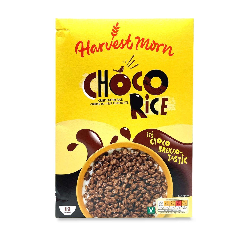Harvest Morn Choco Rice 69p @ Aldi