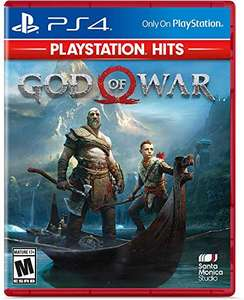 God of War [PS4] £7.62 Delivered from Amazon Global / US