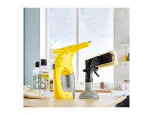 Karcher KW1 plus Cordless Electric Window Vac £19.99 from 27th December @ Lidl