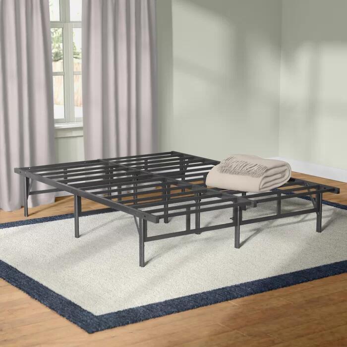 Higbee Smartbase Bed Frame kingsize £53.99 @ Wayfair
