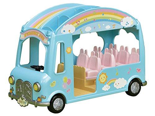Sylvanian Nursery Bus £13.99 (+£4.49 Non-prime) @ Amazon