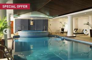 Marriott Hotel Deluxe Spa Day with 55 Minute Treatment for Two £52.50 @ buyagift