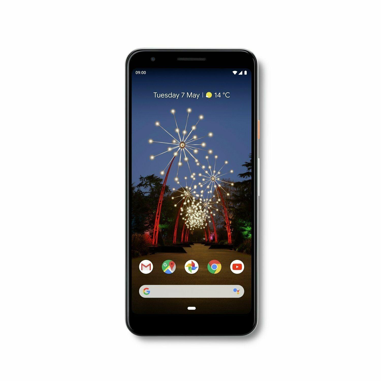 Google Pixel 3A - 64gb - White - Manufacturer Refurbished - £183.34 with code @ Argos Ebay