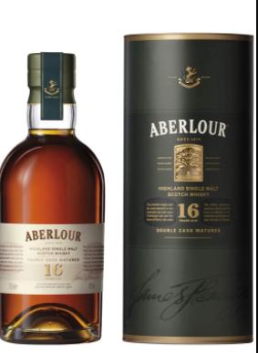 Aberlour 16 Scotch Whisky - £60 on Amazon