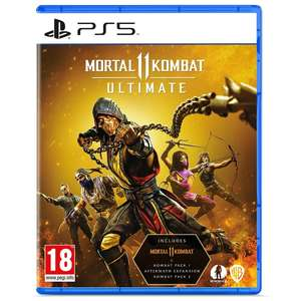 Mortal Kombat 11: Ultimate (PS5 / PS4 / Xbox One / Switch) £29.99 @ Smyths