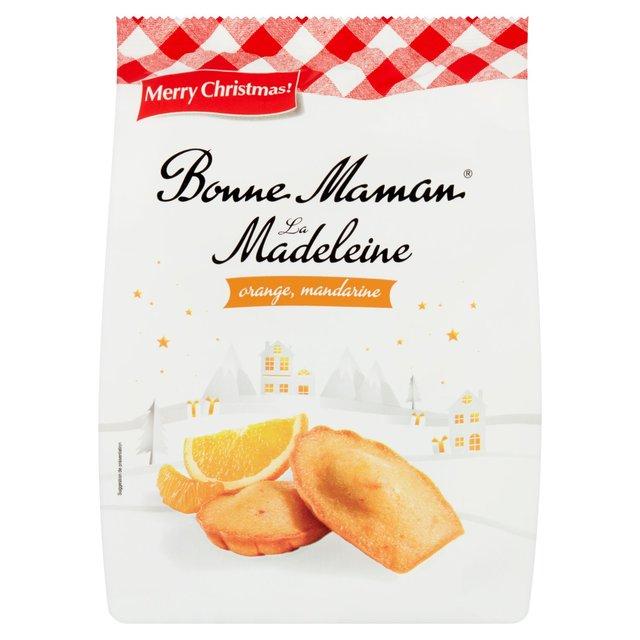 Bonne Maman Orange Madeleine x7 (175g) for £1 (Clubcard Price) @ Tesco