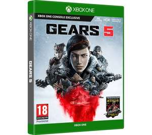 XBOX Gears 5 for £4.97 (free click and collect) @ Currys PC World