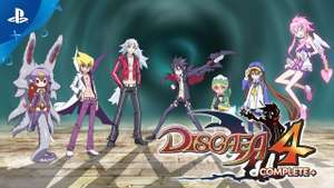 Resident evil resistance/Disgaea 4 free play weekend at Steam Store