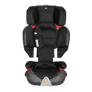 Chicco Oasys Evo Fixplus Group 2/3 Car Seat - Black - £45 + free click and collect at Argos