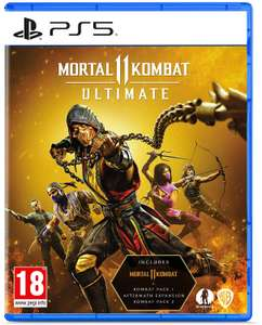 Mortal Kombat 11 Ultimate (PS5 / PS4 / Xbox / Switch) £29.99 Delivered @ Amazon