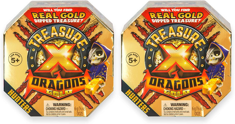 Treasure X S2 Treasure Hunter - 2 Pack - £9.99 Prime / +£4.49 non Prime @ Amazon