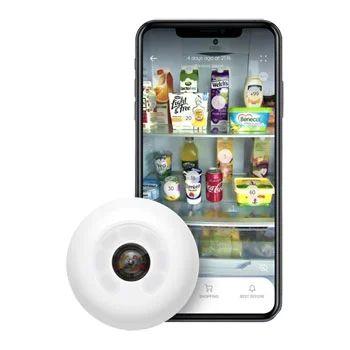 Smarter FridgeCam (2020 Version) Food Tracking WiFi Camera for All Fridges - £11.99 delivered at Scan