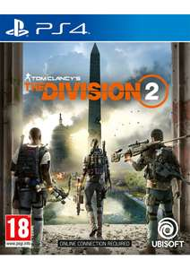 Tom Clancy's The Division 2 (PS4) - £4.99 delivered @ Simply Games
