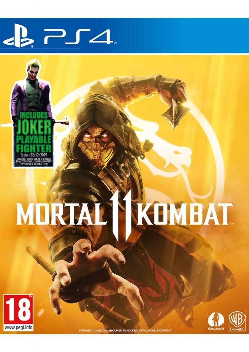 Mortal Kombat 11 (PS4) - £14.99 delivered @ Simply Games